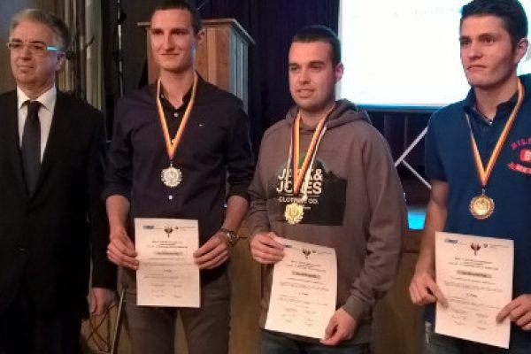 """Bundeswettbewerb """"Jugend schweißt"""" – die Elbe-Elster-Region ist ganz vorn mit dabei"""